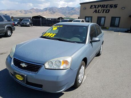 2007 Chevrolet Malibu LS w/1LS North Logan UT