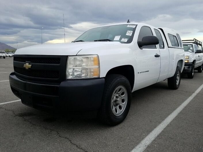 2007 Chevrolet Silverado 1500 4WD Ext Cab Bend OR