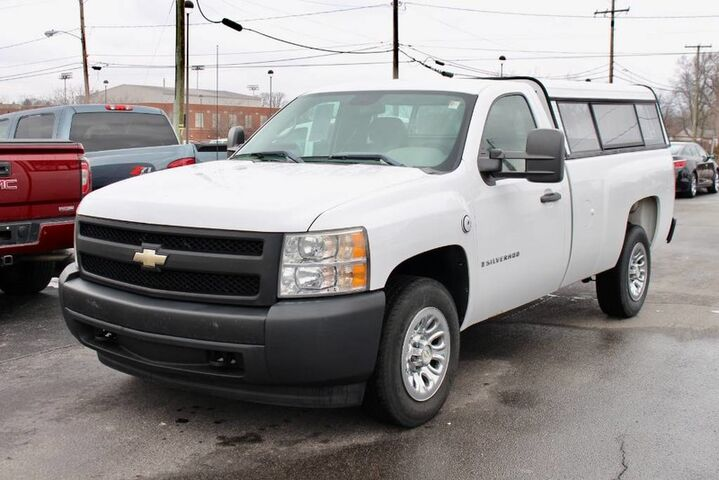 2007 Chevrolet Silverado 1500 Classic LS Fort Wayne Auburn and Kendallville IN