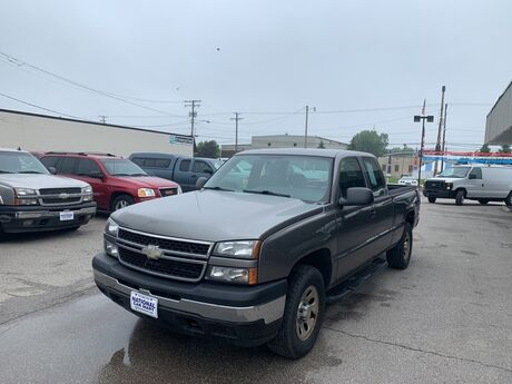 2007 Chevrolet Silverado 1500 Extended Cab Work Truck 4WD Cleveland OH