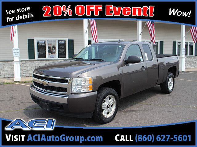 2007 Chevrolet Silverado 1500 LT w/1LT East Windsor CT