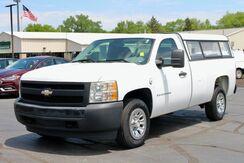 2007_Chevrolet_Silverado 1500_Work Truck_ Fort Wayne Auburn and Kendallville IN