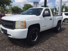 2007_Chevrolet_Silverado 1500_Work Truck_ Gainesville FL