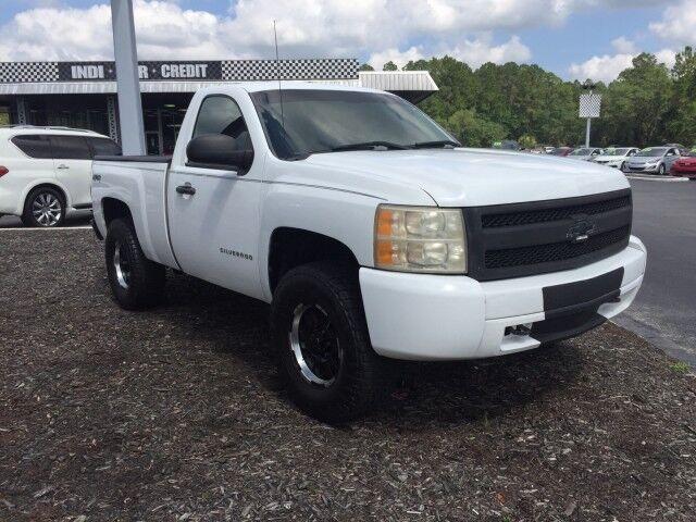 2007 Chevrolet Silverado 1500 Work Truck Gainesville FL