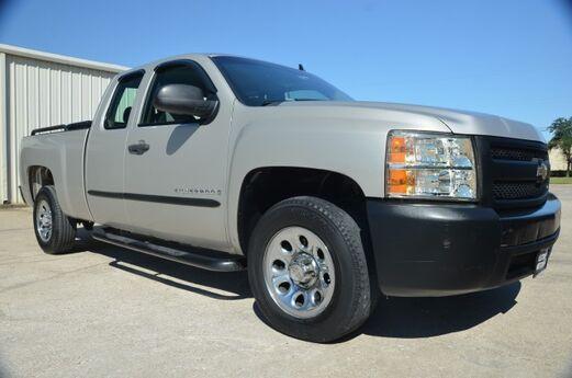 2007 Chevrolet Silverado 1500 Work Truck Wylie TX