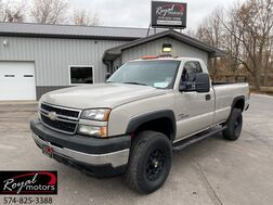 2007_Chevrolet_Silverado 2500HD Classic_LS_ Middlebury IN
