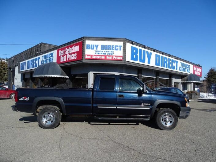 2007 Chevrolet Silverado 2500HD Classic LS, Running Boards, Extra set of Tires, Power Front Seats Kelowna BC
