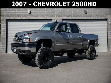2007_Chevrolet_Silverado 2500HD Classic_Work Truck_ Orem UT