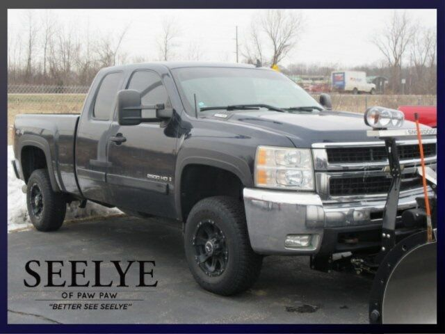 2007 Chevrolet Silverado 2500HD LT Battle Creek MI