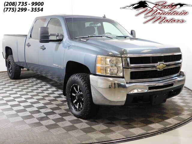 2007 Chevrolet Silverado 2500HD Work Truck Elko NV