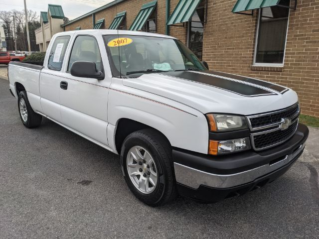 2007 Chevrolet Silverado Classic 1500 Work Truck Ext. Cab 2WD Knoxville TN