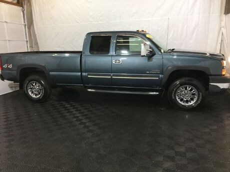 2007 Chevrolet Silverado Classic 2500HD LS Ext. Cab Long Box 4WD Middletown OH