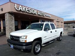 2007_Chevrolet_Silverado Classic 2500HD_LT1 Crew Cab 2WD_ Colorado Springs CO