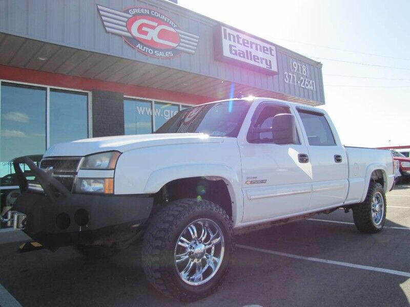2007 Chevrolet Silverado Crew Cab 2500HD Classi LT Leather