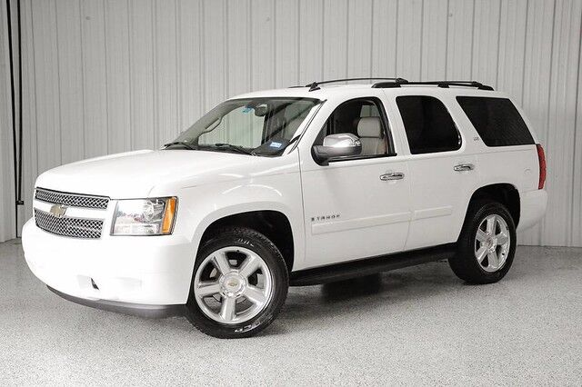 2007 Chevrolet Tahoe 4WD LT Leather Rear DVD 20 Wheels 4x4 The Colony TX
