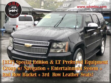 2007_Chevrolet_Tahoe_4WD LT w/ Luxury package_ Arlington VA