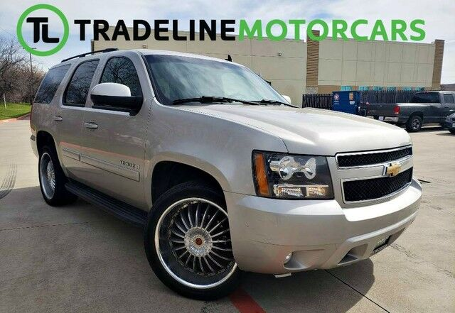 2007 Chevrolet Tahoe Commercial LEATHER, POWER LOCKS, AUX, AND MUCH MORE!!! CARROLLTON TX
