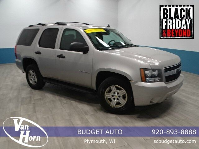 2007 Chevrolet Tahoe LS Plymouth WI