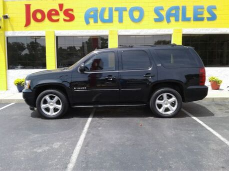 2007_Chevrolet_Tahoe_LTZ 4WD_ Indianapolis IN