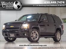 2007_Chevrolet_Tahoe_LTZ REAR ENTERTAINMENT PKG LEATHER SUNROOF THIRD ROW_ Chicago IL