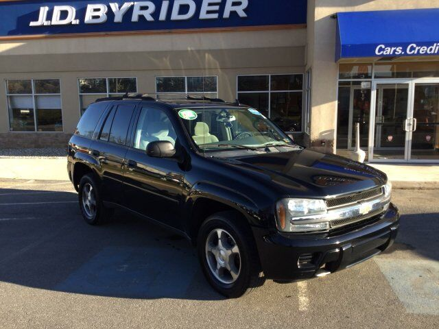 2007 Chevrolet TrailBlazer LS Easton PA
