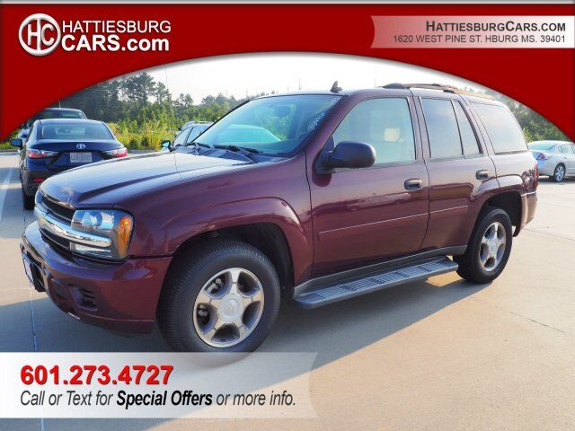 2007 Chevrolet TrailBlazer LS Hattiesburg MS