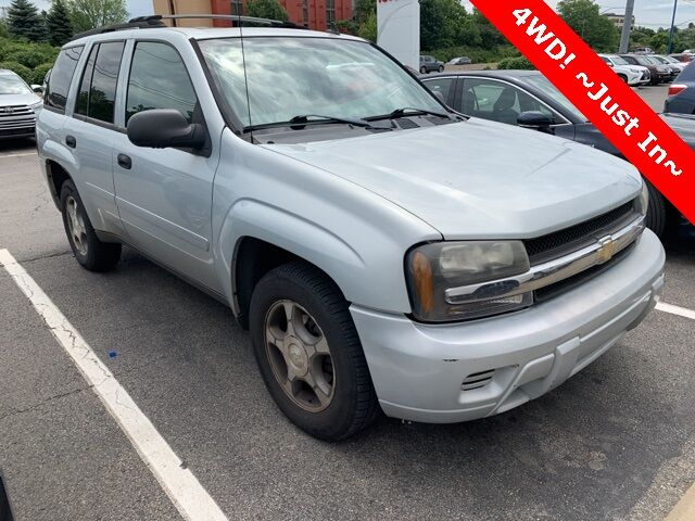 2007 Chevrolet TrailBlazer LS Cranberry Twp PA