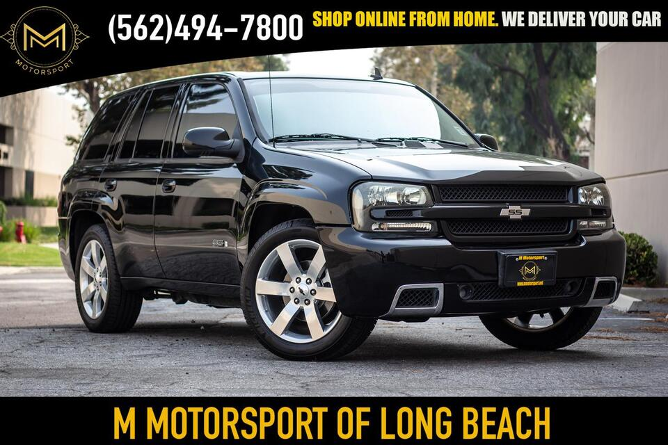 2007_Chevrolet_Trailblazer_SS Sport Utility 4D_ Long Beach CA