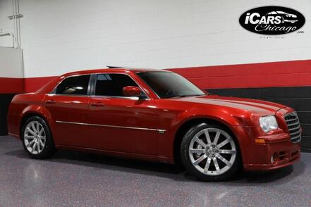 2007_Chrysler_300C SRT8_4dr Sedan_ Chicago IL
