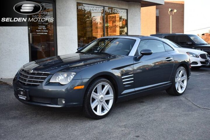 2007_Chrysler_Crossfire_Limited_ Conshohocken PA