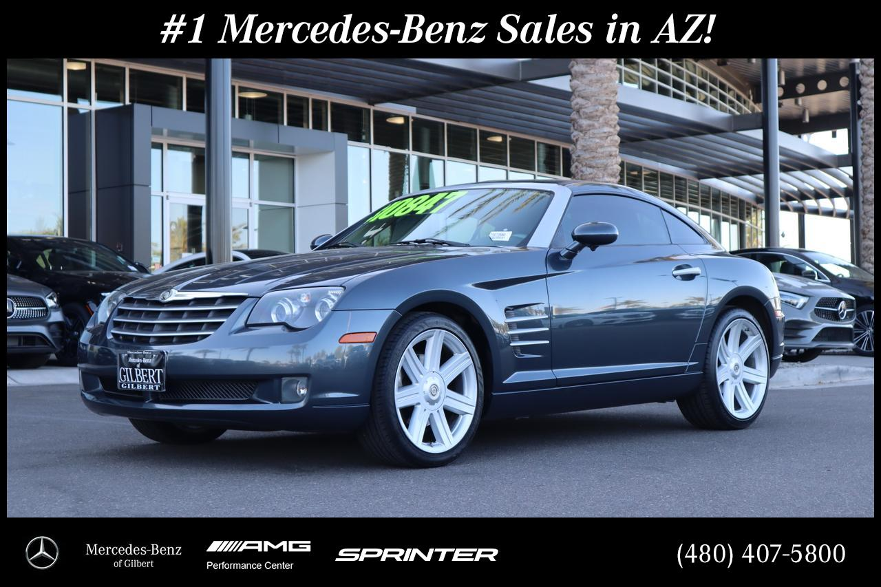 2007 Chrysler Crossfire Limited Gilbert AZ