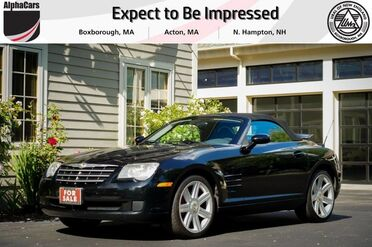 2007_Chrysler_Crossfire_Roadster_ Boxborough MA