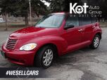 2007 Chrysler PT Cruiser Low KM's!
