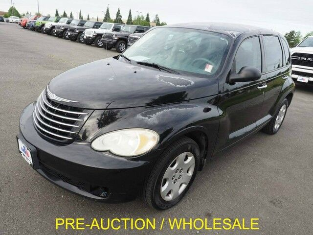 2007 Chrysler PT Cruiser PRE-AUCTION Burlington WA