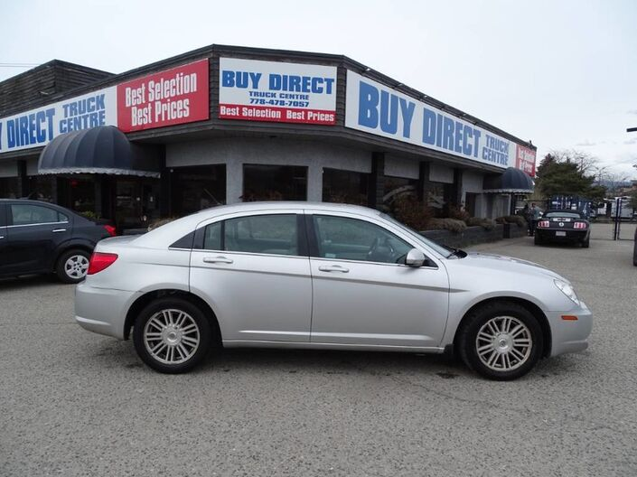 2007 Chrysler Sebring Sdn Touring, Vehicle Regularly Serviced, In good Condition Kelowna BC