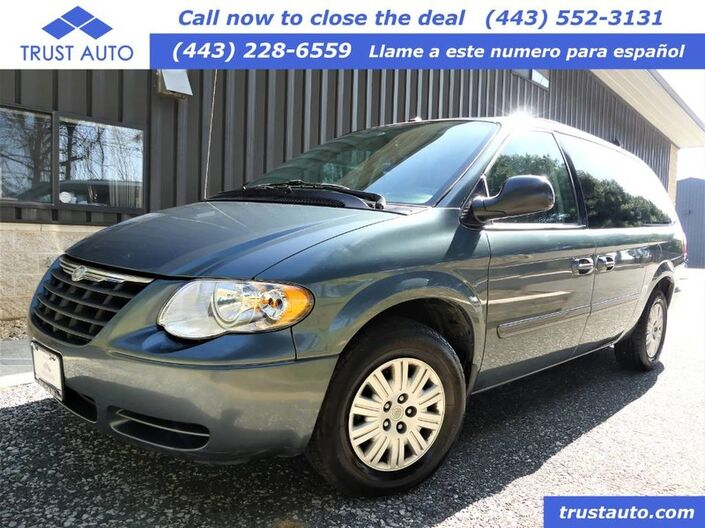 2007 Chrysler Town & Country LWB LX Sykesville MD