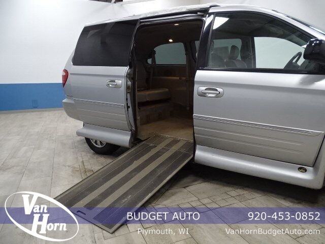 2007 Chrysler Town and Country Limited Plymouth WI