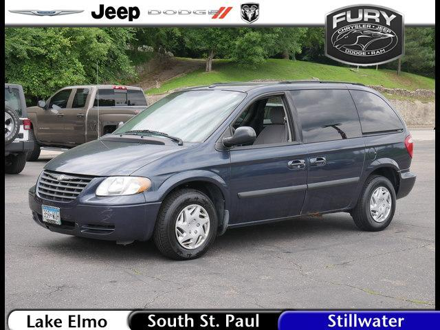 2007 Chrysler Town & Country SWB 4dr Wgn Stillwater MN