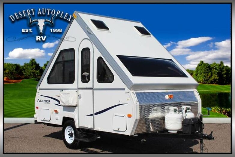 2007 Columbia Northwest Aliner Scout Pop-Up Folding Trailer Mesa AZ