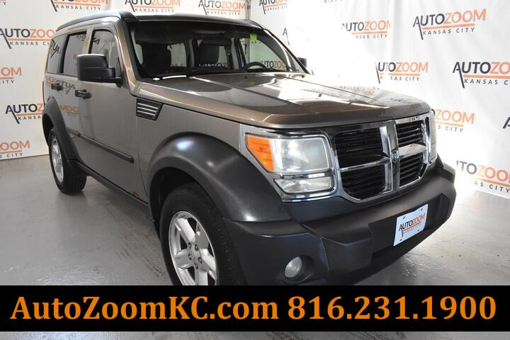 2007 DODGE NITRO  Kansas City MO
