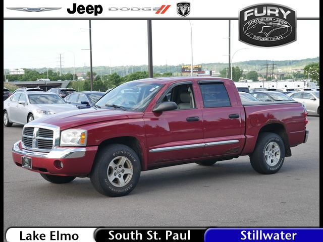 2007 Dodge Dakota 4WD Quad Cab 131 Laramie St. Paul MN