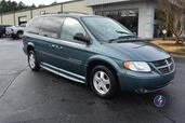 2007 Dodge Grand Caravan SXT Wheelchair Van