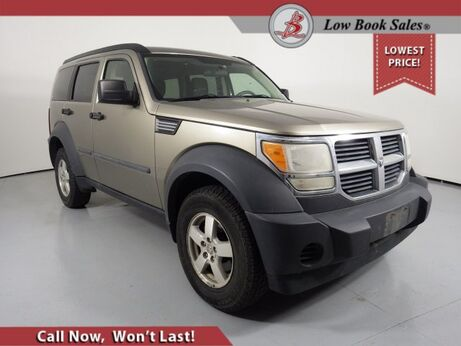 2007_Dodge_NITRO_SXT_ Salt Lake City UT
