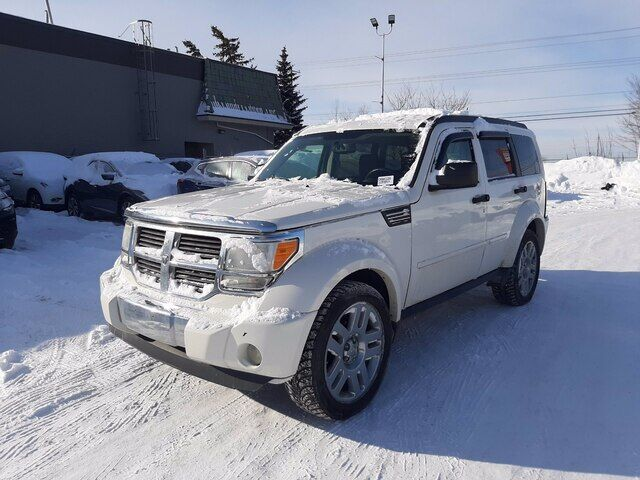 2007 Dodge Nitro SLT | 4WD | LOW KMS | CLEARANCE SPECIAL Calgary AB