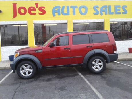 2007 Dodge Nitro SXT 4WD Indianapolis IN