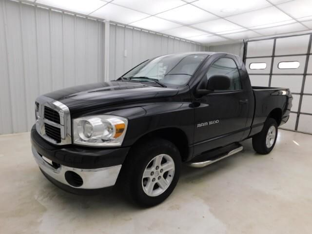 2007 Dodge Ram 1500 2WD Reg Cab 120.5 SLT Manhattan KS