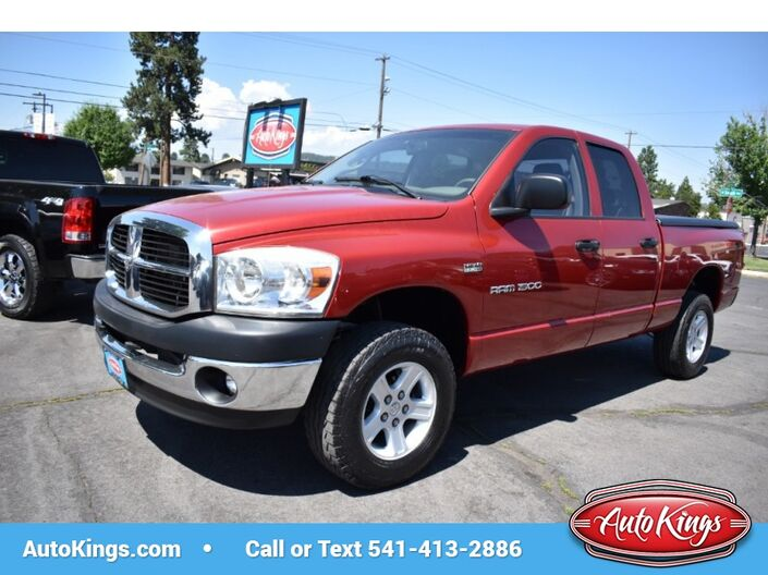 2007 Dodge Ram 1500 4WD Quad Cab SLT Bend OR