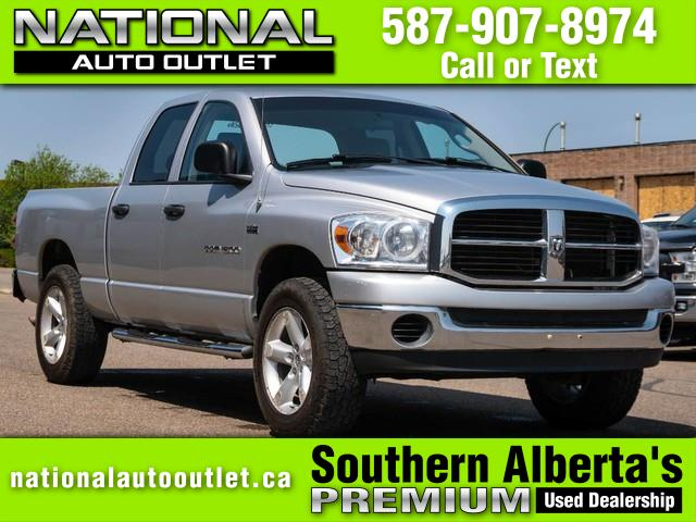 2007 Dodge Ram 1500 SLT Lethbridge AB