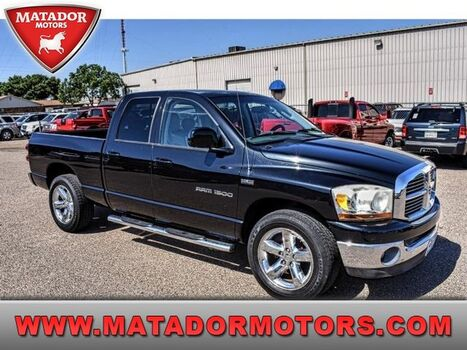 2007_Dodge_Ram 1500_SLT_ Lubbock & Wolfforth TX