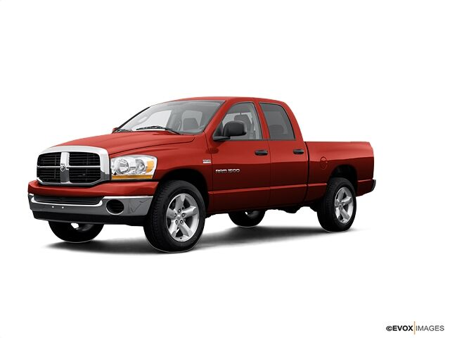 2007 Dodge Ram 1500 SLT Quad Cab 4WD Indianapolis IN